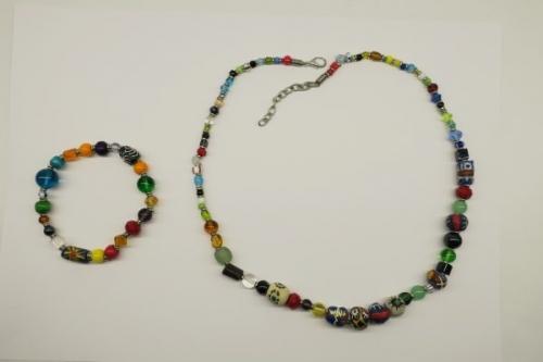 "Kette ""Trade Beads"""