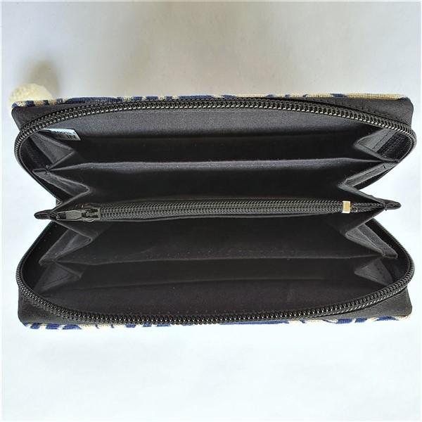 Geldtasche, Stoff bedruckt (1)