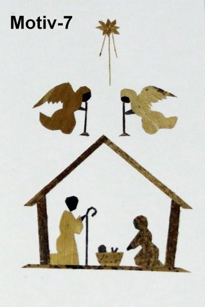 Weihnachtskarten Motiv Nr. 7
