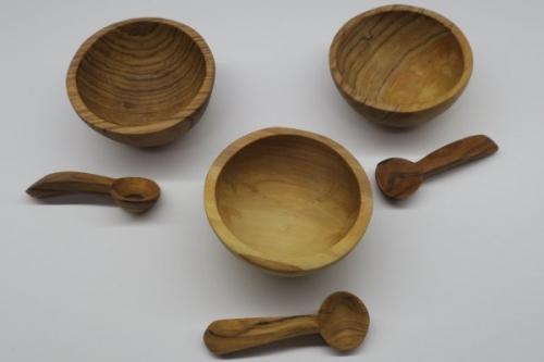 Holzschälchen, d~5cm