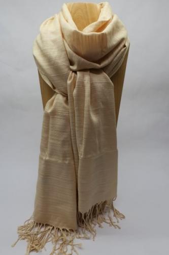 Schal, nude
